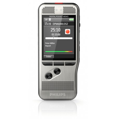 Pocket Memo voice recorder DPM 6000