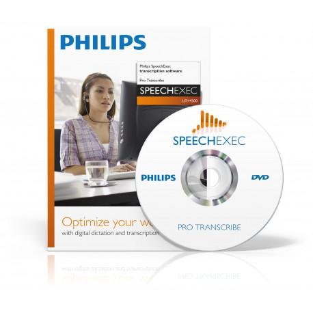 SpeechExec Pro Transcribe LFH 4500