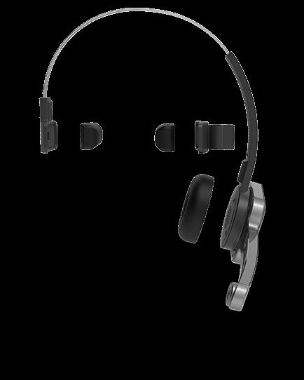 speechone słuchawka z opaską na głowę