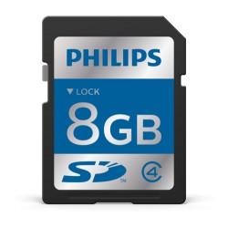 karta pamięci Philips SDHC 8GB ACC 9008