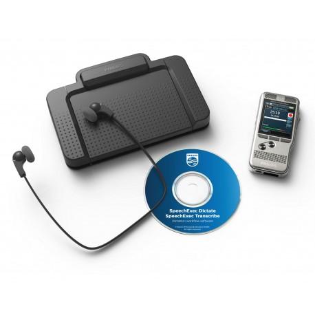 Pocket Memo - Zestaw do dyktowania i transkrypcji DPM 7700